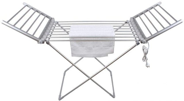 Laptronix Electric Heated Clothes Airer 1
