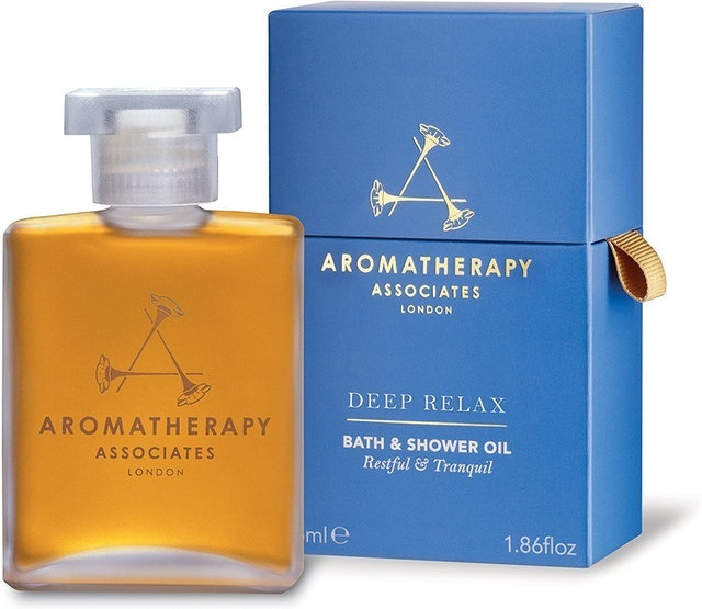 Aromatherapy Associates Deep Relax Bath and Shower Oil 1