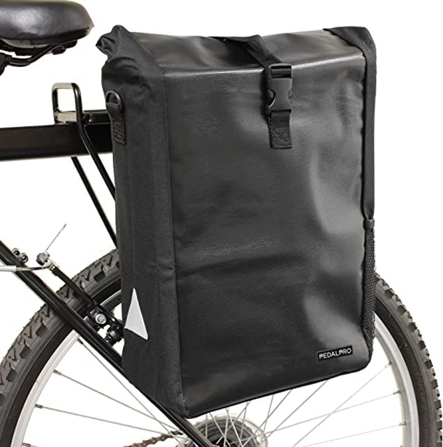 PedalPro Single Rear Bicycle Pannier Bag 1