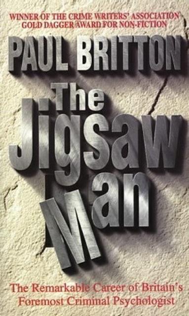Paul Britton The Jigsaw Man 1