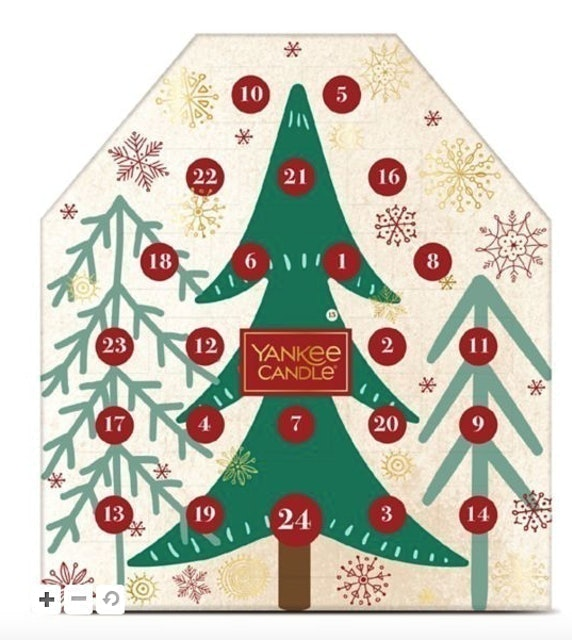 Yankee Candle Candle Advent Calendar 1