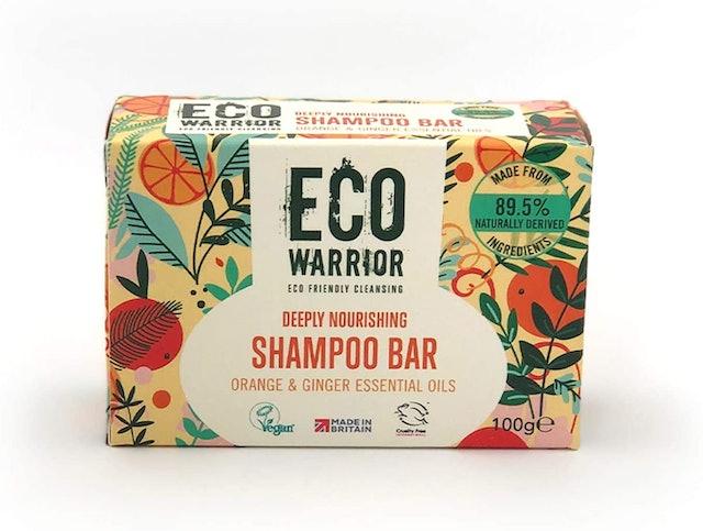 Little Soap Company  Eco Warrior Deeply Nourishing Shampoo Bar 1