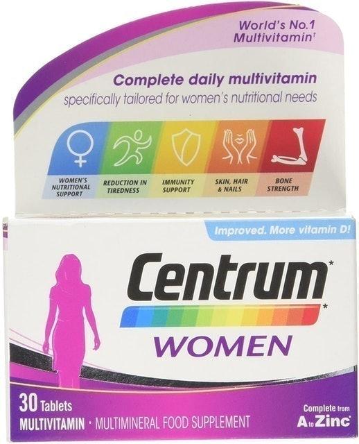 Centrum Multivitamin Tablets for Women 1