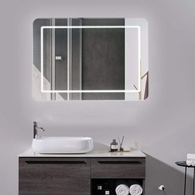 Top 10 Best Bathroom Mirrors in the UK 2021 (Croydex, Neue Design and More) 2