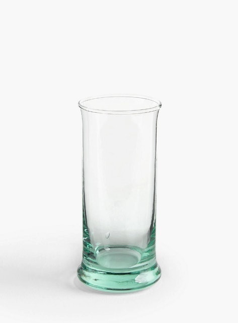 Croft Collection  Recycled Glass Highball 1