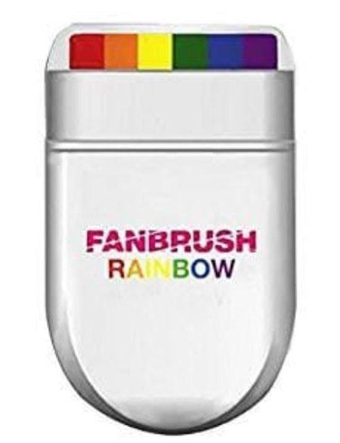 Fanbrush Rainbow Flag Paint Roller 1