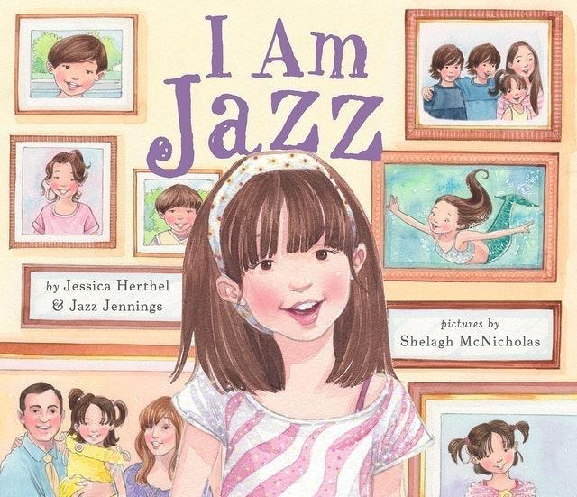 Jessica Herthel I Am Jazz 1