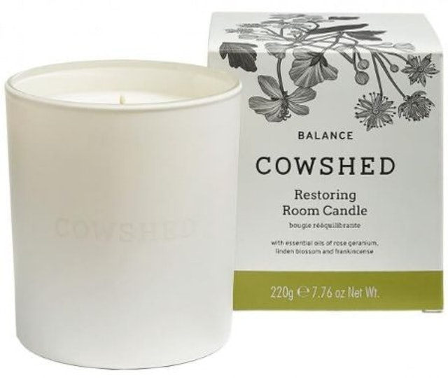 COWSHED Balance Restoring Room Candle 1