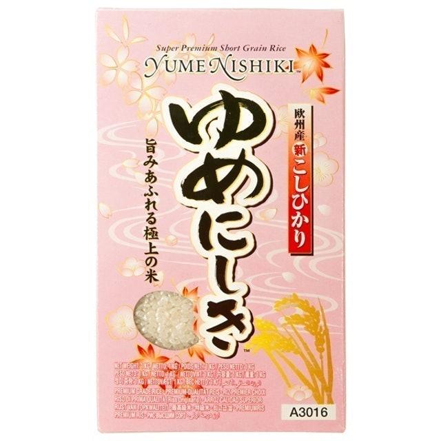 Yumenishiki Super Premium Short-Grain Rice 1