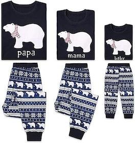 Top 10 Best Family Christmas Pyjamas in the UK 2020 (Hatley, Harrystore PJs and More) 3
