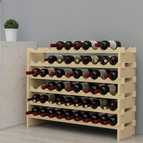 Top 10 Best Wine Racks in the UK 2021 (Cranville, Alessi and More) 3