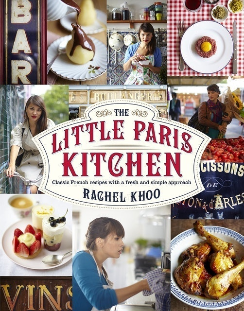 Rachel Khoo The Little Paris Kitchen: Classic French recipes with a fresh and fun approach 1
