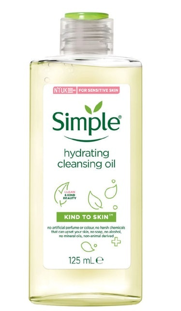 Simple Kind to Skin Hydrating Cleansing Oil 1