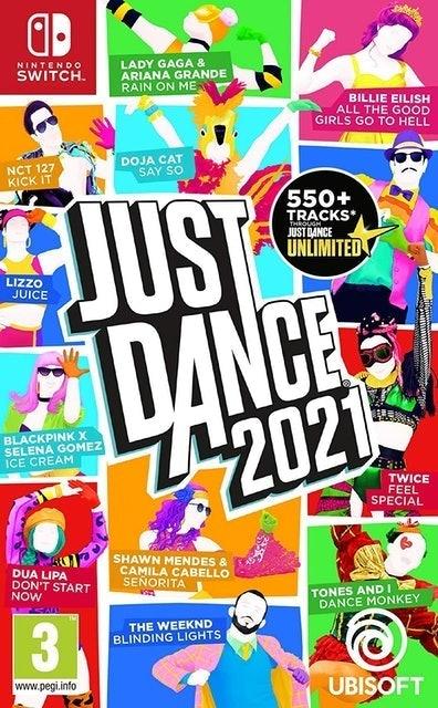Ubisoft Just Dance 2021 1