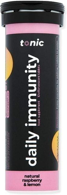 Tonic High Strength Multivitamin With Vitamin C, Vitamin D, Zinc and Reishi 1