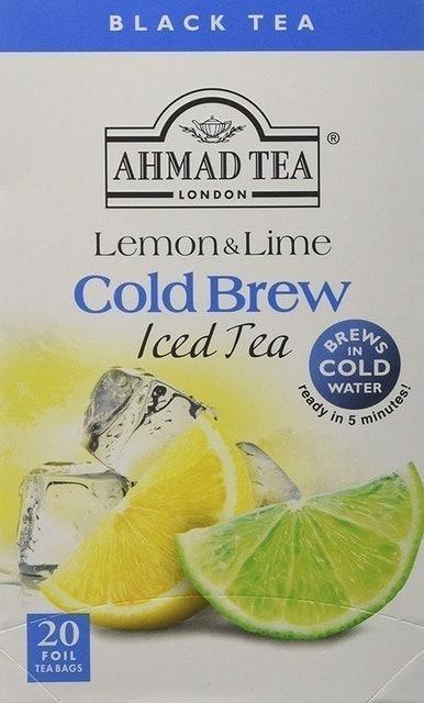 Ahmad Tea Cold Brew Ice Tea 1