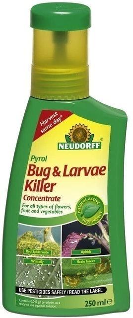 Neudorff Pyrol Bug and Larvae Killer 1