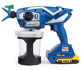 Top 10 Best Paint Sprayers in the UK 2021 (Wagner, Bosch and More) 1