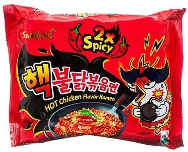 Samyang  Hot Chicken Flavour Ramen  1