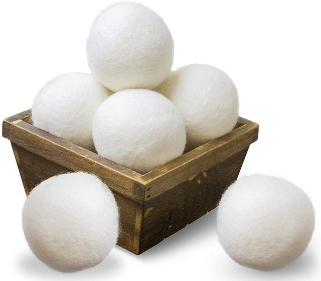 SnugPad Wool Dryer Balls 1