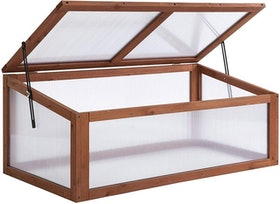 Top 10 Best Small Greenhouses in the UK 2021 (Palram, Outsunny and More) 4