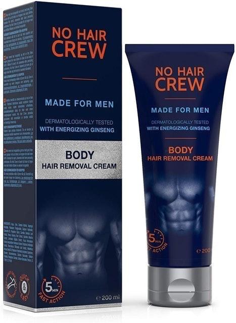NO HAIR CREW  Premium Body Hair Removal Cream 1