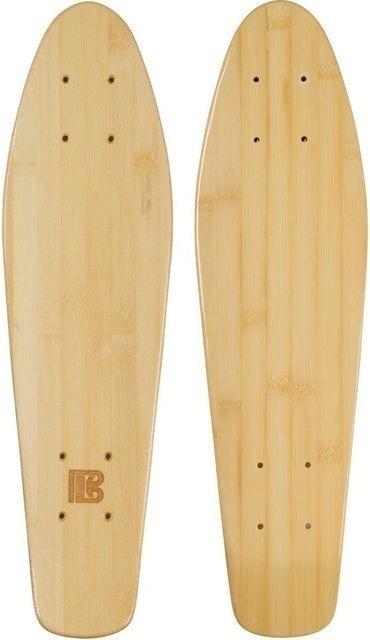 Bamboo Skateboards Mini Cruiser Blank Skateboard Deck 1