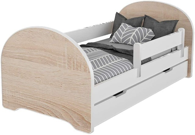 MEBLEX Toddler Bed 1