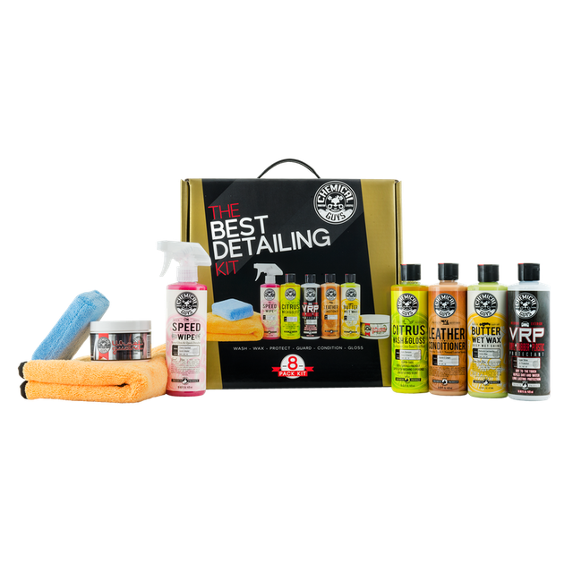 Chemical Guys The Best Detailing Kit 1