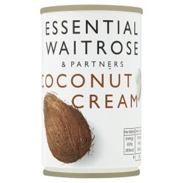 Essential Waitrose Coconut Cream 1