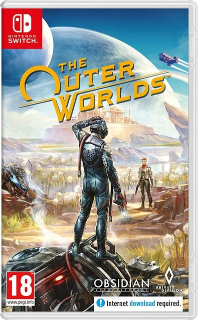 Obsidian Entertainment The Outer Worlds 1