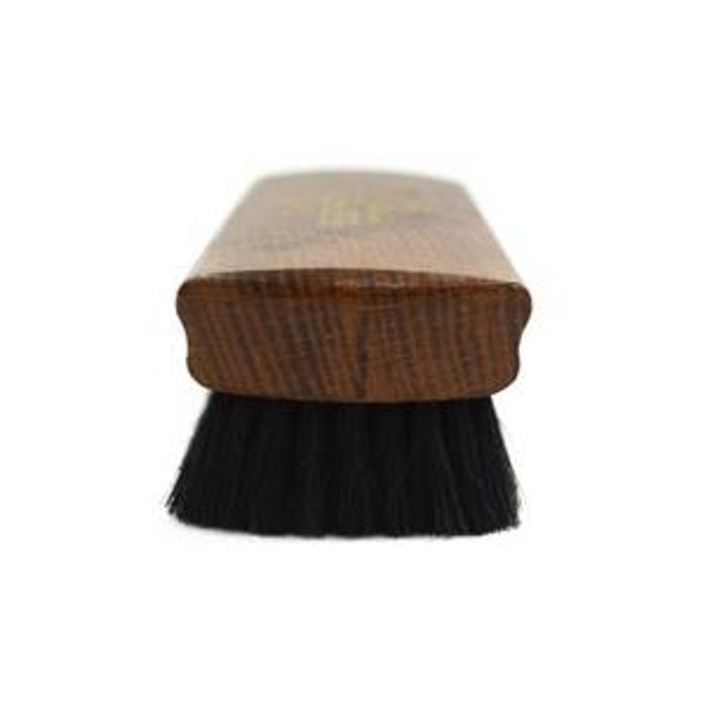 A Fine Pair of Shoes Premium Goat Hair Polishing Brush 1