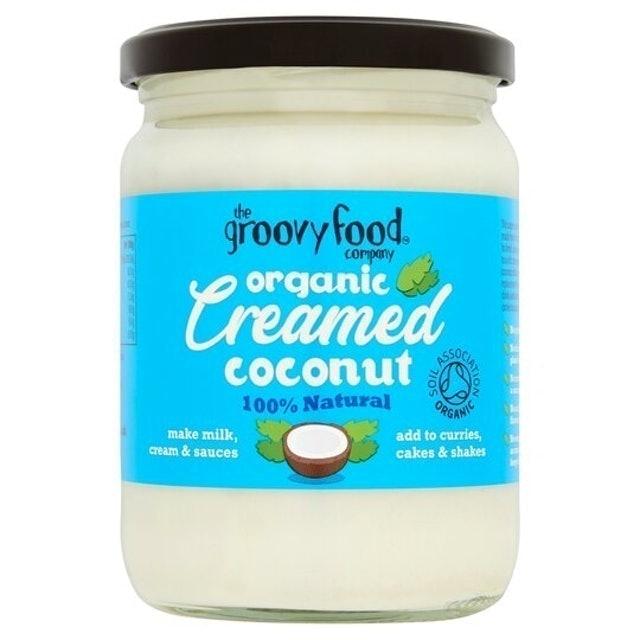 The Groovy Food Company Organic Creamed Coconut 1