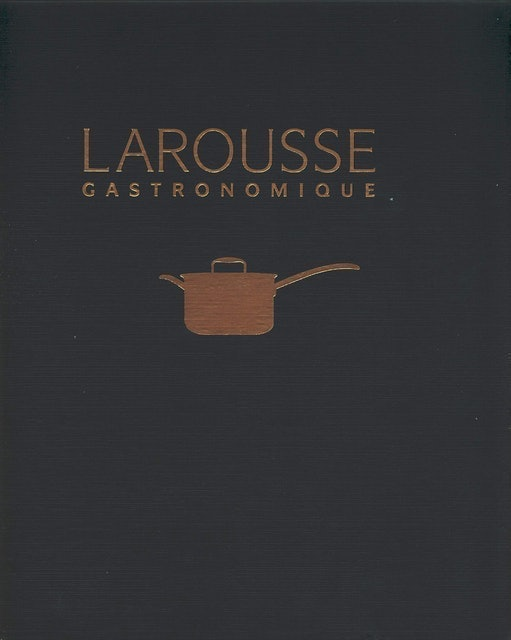 Hamlyn Larousse Gastronomique 1