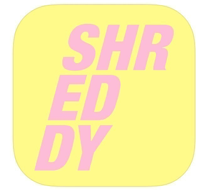 SHREDDY SHREDDY 1