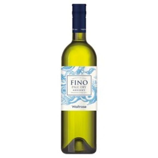 Waitrose Fino Sherry 1