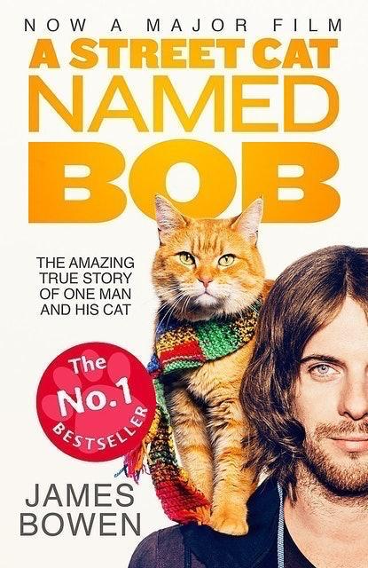 James Bowen A Street Cat Named Bob 1
