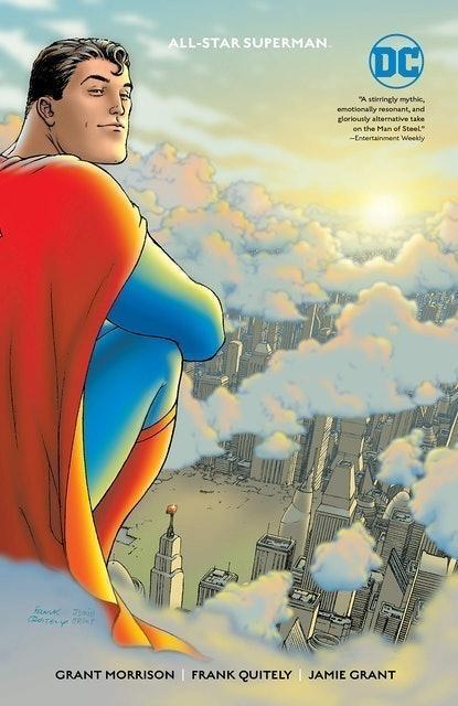 Grant Morrison, et al. All-Star Superman 1