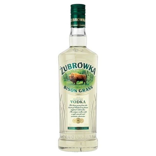 CEDC International Zubrowka Bison Vodka 1