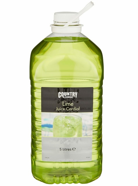 Country Range Lime Cordial 1