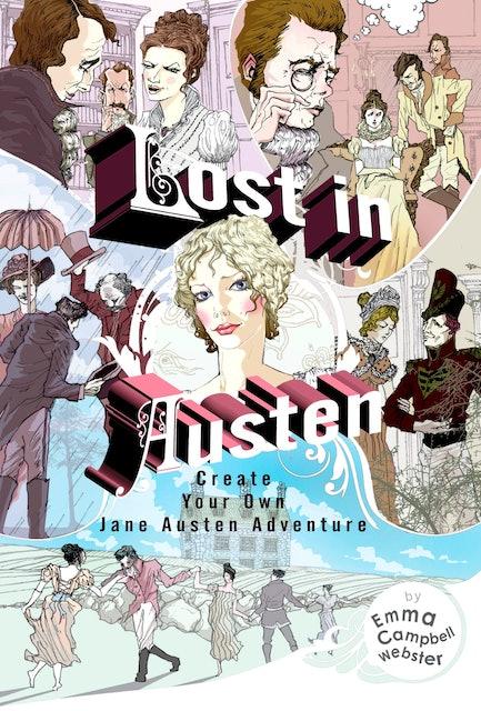 Emma Campbell Webster Lost in Austen 1