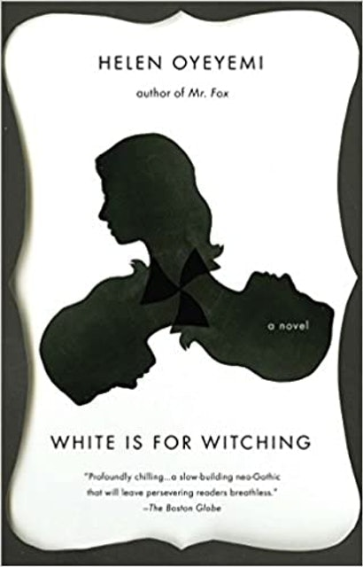 Helen Oyeyemi White is for Witching 1