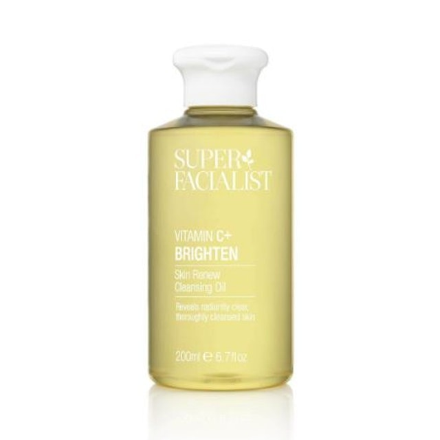 Superfacialist Skin Renew Cleansing Oil 1