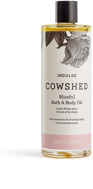 Cowshed Indulge Blissful Bath & Body Oil 1