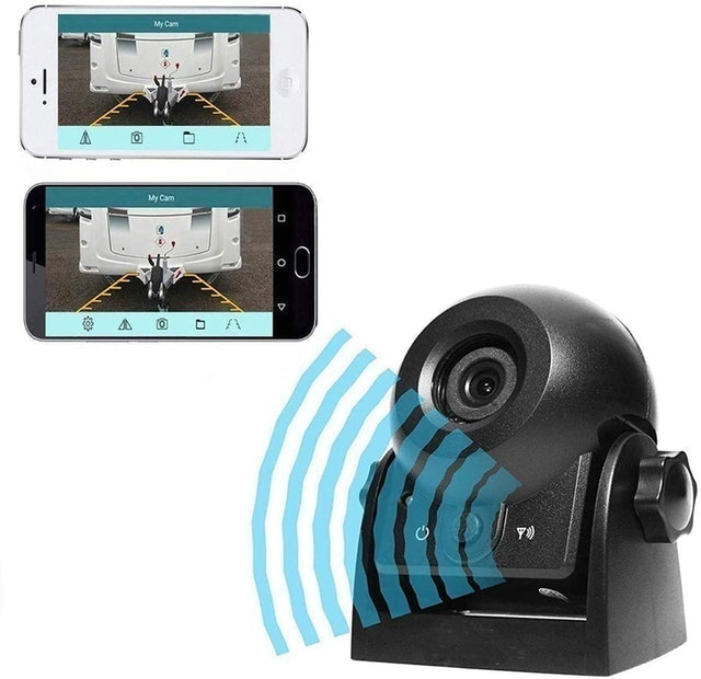 Aeo Wireless Reversing Camera 1