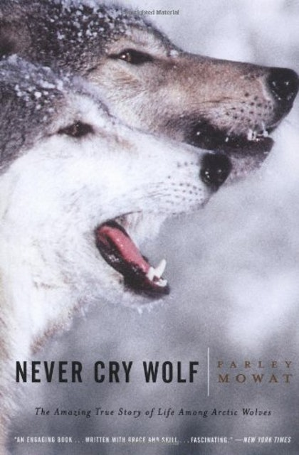 Farley Mowat Never Cry Wolf 1