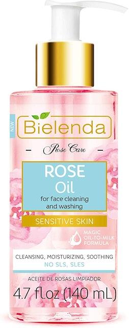 Bielenda  Rose Care Cleansing Face Oil 1