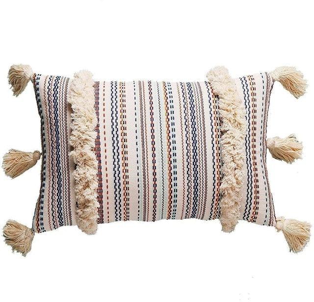 Flber Lumbar Throw Pillow 1
