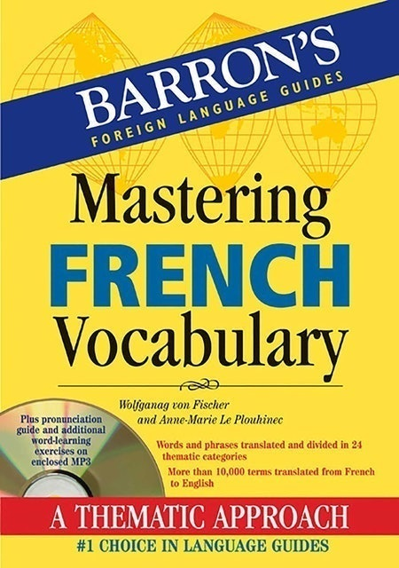 Barron's Mastering French Vocabulary  1