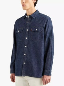 Top 10 Best Men's Denim Shirts in the UK 2021 (Levi's, River Island and More) 2